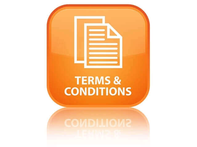 Terms & Conditions and GDPR