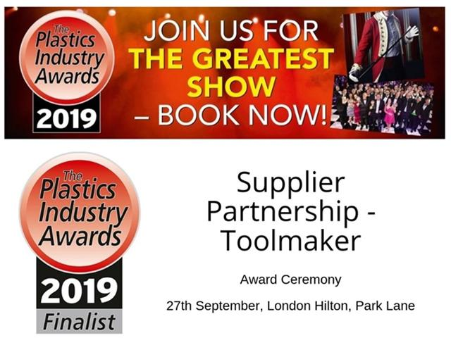 Plastics Industry Award 2019 - Finalists Announced!