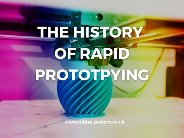 The History of Rapid Prototyping