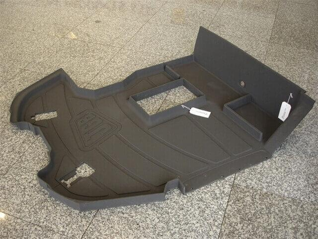 Flexible Rubber Prototypes for Specialist Floor Mats