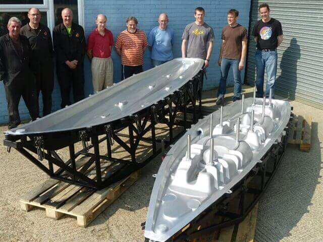 Rotational Mould Tools from Midas Help Create New Sea-Faring Kayak