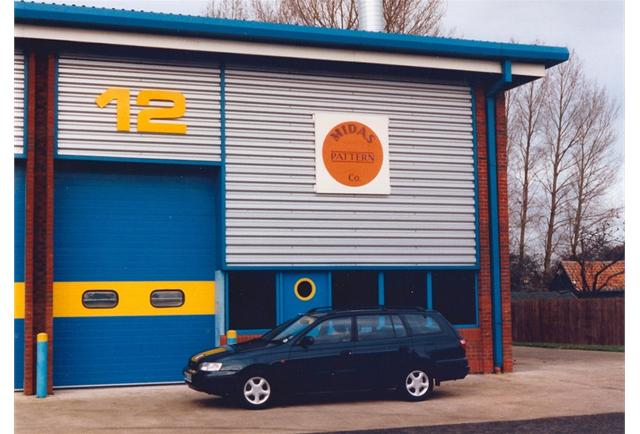 Midas moves to Bedford. Units 12 and 13 now occupy 2000sq.ft. on Bedford Business Park.