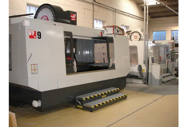 We take delivery of our 7th CNC machine, a HAAS BT50 VF9 VMC.