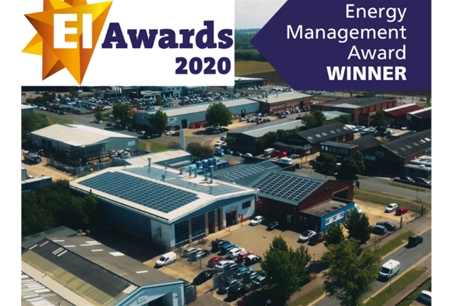 Midas wins the 2020 Energy Institute award for Energy Management - a massive achievement for a small UK manufacturing company competing against global entries from 27 other countries.